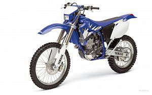 2003 Yamaha Wr250f Seat Height