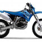 Yamaha WR450F (2007-08)