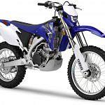 Yamaha WR450F (2009-10)