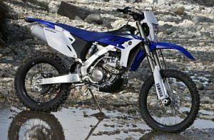 Yamaha WR450F (2011-12)
