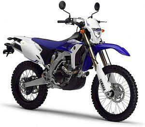 Yamaha WR450F (2013-14)