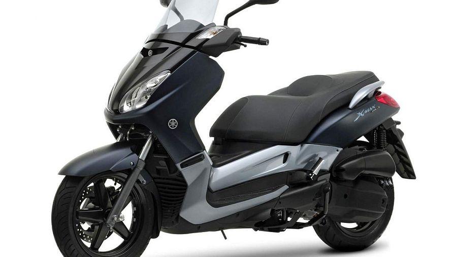 Yamaha X-Max 125 (2006-08)