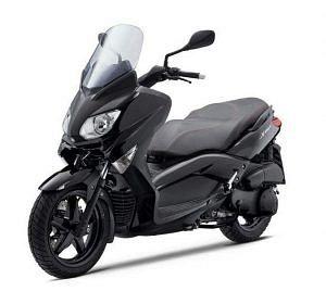 Yamaha X-Max 125 (2009-11)