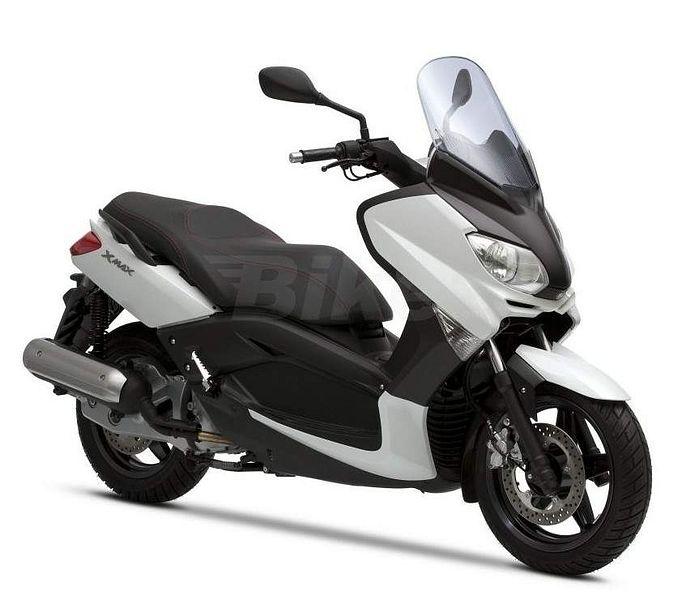 Yamaha X-Max 125 (2012-13)