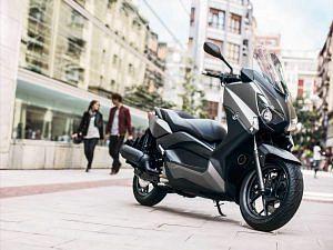 Yamaha X-Max 125 (2014-15)