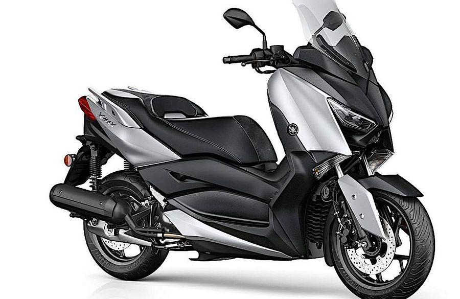 Yamaha X-Max 125 (2018)
