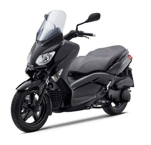 Yamaha TMax 500 (2009-11)
