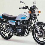 Yamaha xj400 (1981)