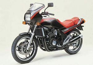 Yamaha xj400Z (1983)