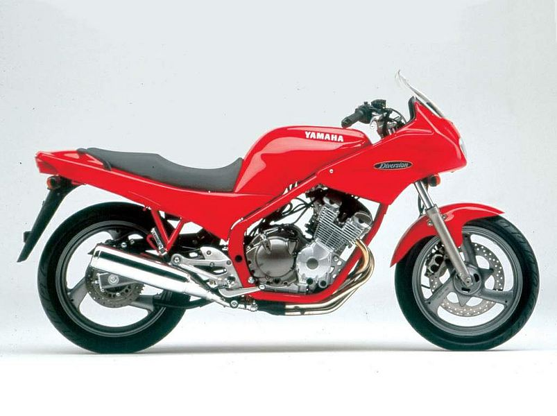 Yamaha XJ600S Diversion (1992-97)