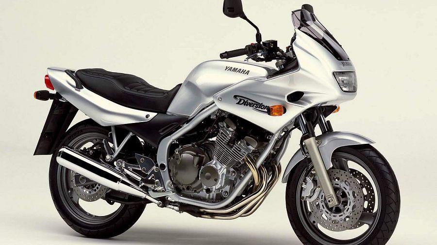 Yamaha XJ600S Diversion (1992-95)