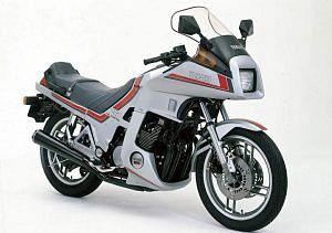 Yamaha XJ750D (1982)
