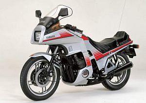 Yamaha XJ750D (1983)
