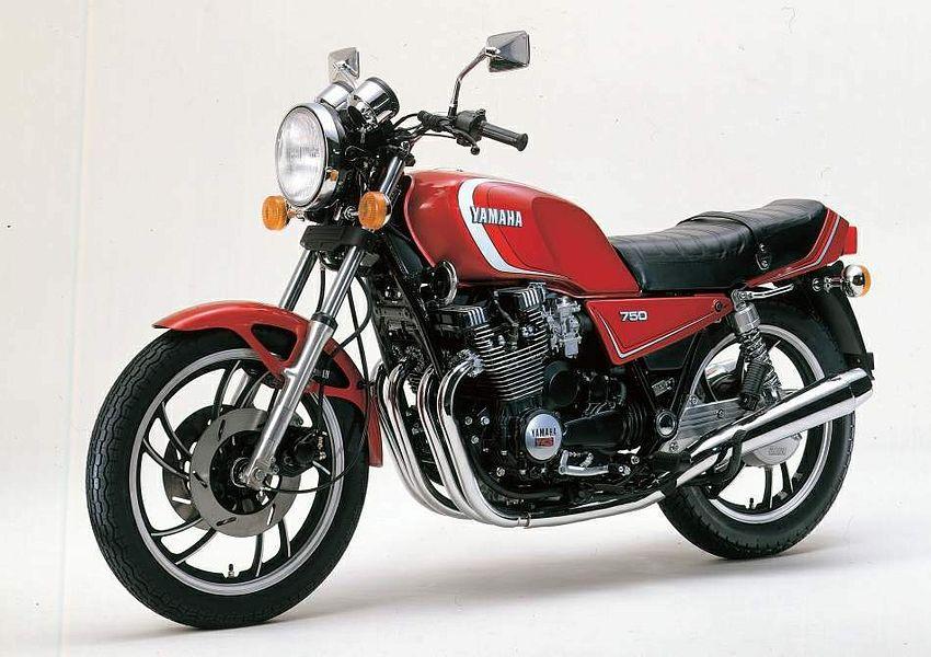 Yamaha XJ750E (1981-82)