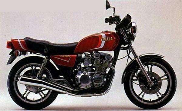 Yamaha xj400 (1982-83)