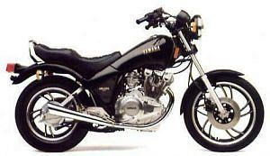 Yamaha XJ400 Maxim (1982)