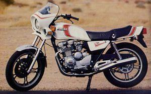 Yamaha XJ550 Seca (1981)