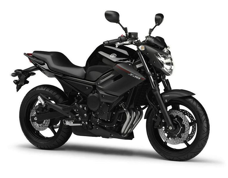 Yamaha XJ6 Diversion (2013-14)