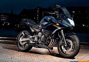 Yamaha XJ6 Diversion (2009-10)