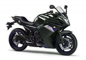 Yamaha XJ600S Diversion F (2015-16)