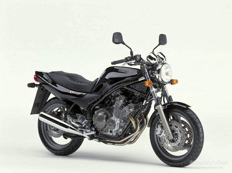Yamaha XJ600N (1998-00)
