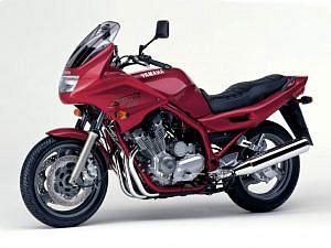 Yamaha XJ 600S Diversion (1992-95)