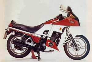 Yamaha XJ650 Turbo (1985-86)