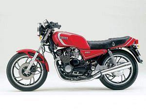 Yamaha XJ650 (1981)