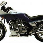 Yamaha XJ900F (1985-89)