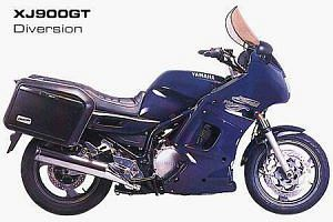Yamaha XJ 900S Diversion GT (2000)