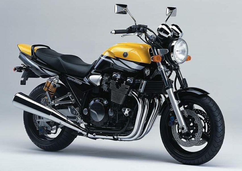 Yamaha XJR 1300 (2002-04)