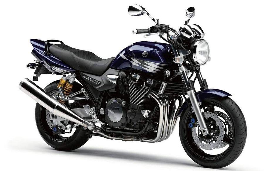 Yamaha XJR 1300 (2005-06)
