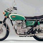 Yamaha XS 650 (1969)