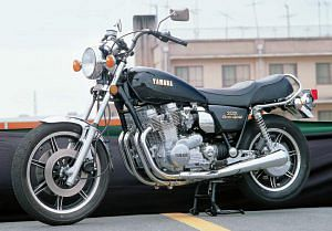 Yamaha XS1100SF Special (1979)