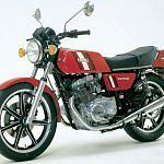 Yamaha XS 500 (1975-76)