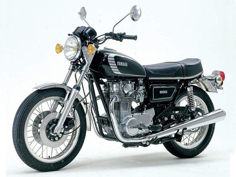 Yamaha xs 650 (1974)