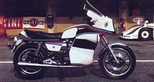 Yamaha XS1100 Martini (1979)