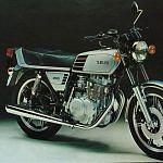 Yamaha xs250 (1977-81)