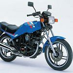 Yamaha XS250 (1982-83)