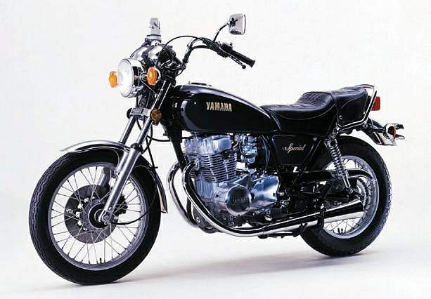 Yamaha XS250 (1980-81)