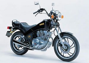 Yamaha XS250 (1982)