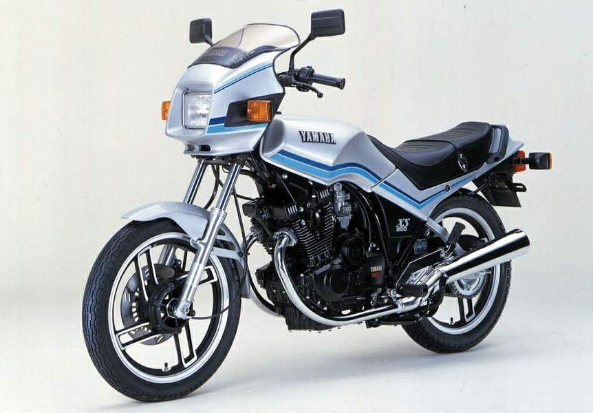 Yamaha XS250 (1984)