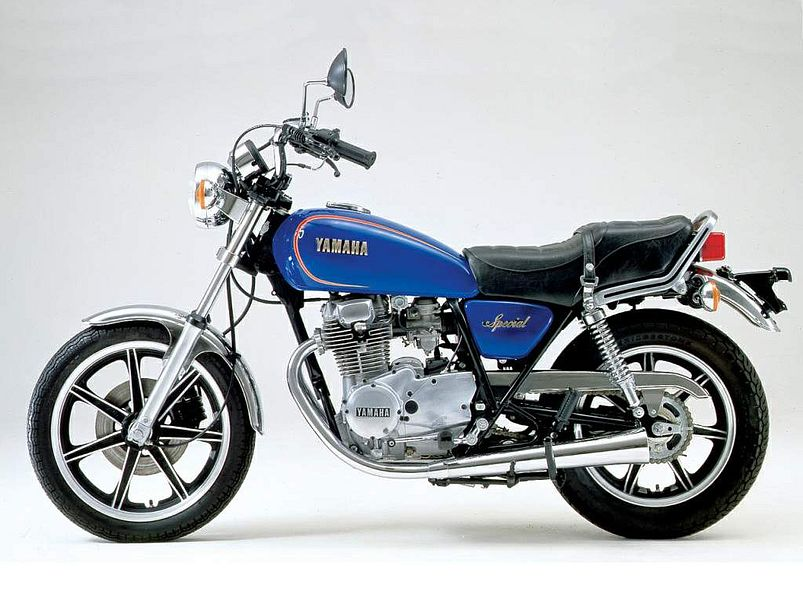 Admirable Yamaha Xs400 1979 Motorcyclespecifications Com Dailytribune Chair Design For Home Dailytribuneorg