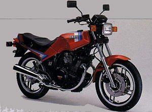Yamaha XS 400R (1982)