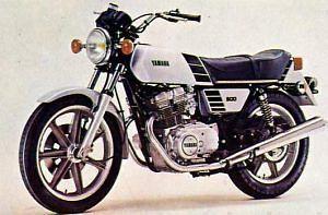 Yamaha XS 500 (1977-78)