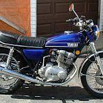 Yamaha XS 500 (1973-74)