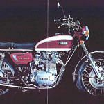 Yamaha XS 650 (1972)