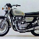 Yamaha xs650 (1977)
