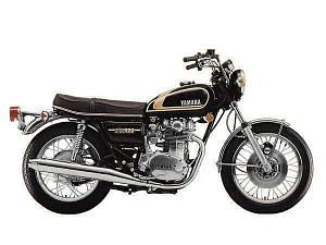 Yamaha xs 650 (1975)