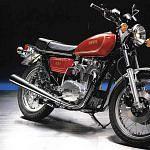 Yamaha XS650 (1980-81)